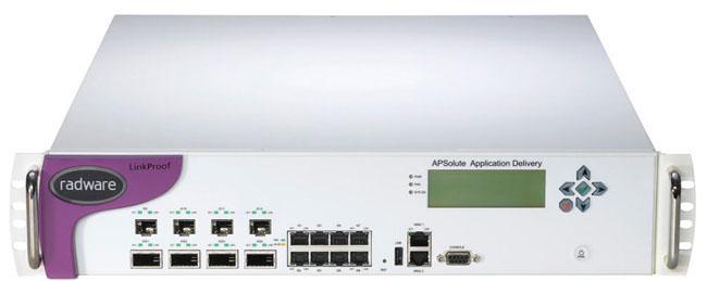 Radware LinkProof OnDemand Switch 3 Series   RadAppliances com